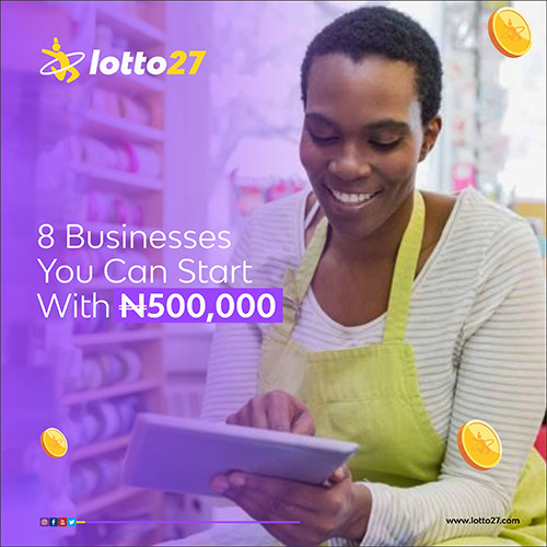 8 Businesses to Start with 500k